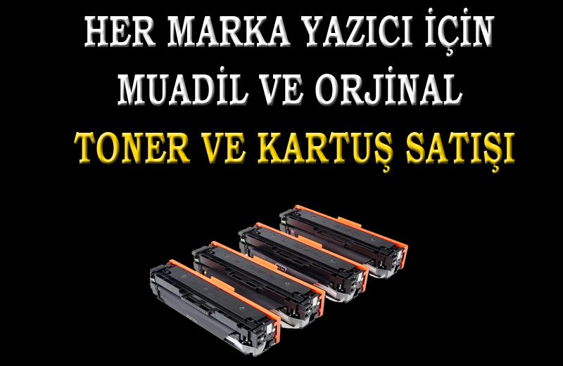 BÜTÜN TONER MODELLERİ